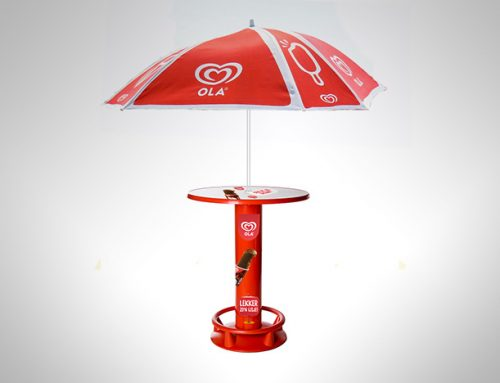LogoTable High Ola & Parasol