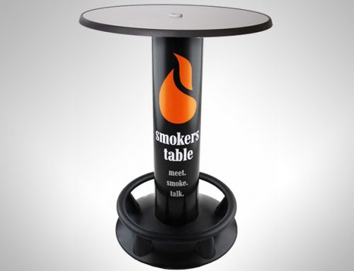 LogoTable High Smokers table